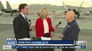 Interview with Bob Jones at NAFB [Video]