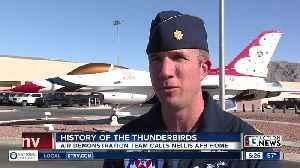 History of the Thunderbirds [Video]