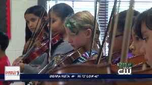HONORING DR. V: Effort underway to recognize longtime music teacher [Video]