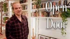Inside David Harbour's Custom-Renovated New York Loft [Video]