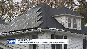 Cuyahoga County wants to help homeowners go solar [Video]