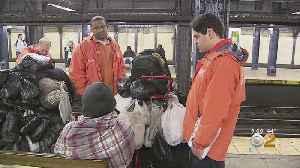 De Blasio Unveils New Homeless Outreach Plan [Video]