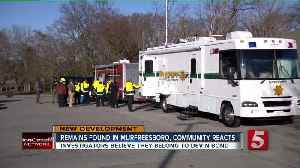 Community reacts to remains found in Rutherford County [Video]
