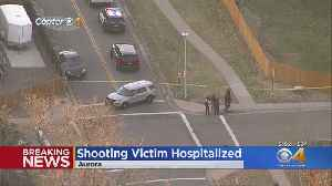 Police Investigate Shooting In Aurora [Video]
