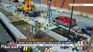 Smart road technology could be coming to Lenexa [Video]