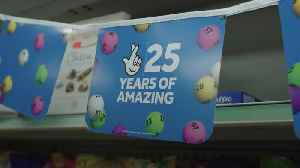 25 years of the National Lottery [Video]