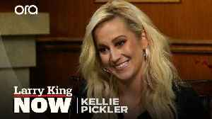 'They want the truth': Kellie Pickler on country music fans [Video]