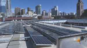 News video: Rooftop Solar Array On Auraria Campus Among Largest In Colorado