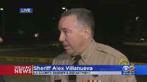 Victim Killed In Saugus High School Shooting Was A Family Member Of LASD Employee [Video]