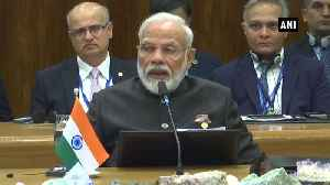 Atmosphere of doubt created by terrorism harms business PM Modi [Video]