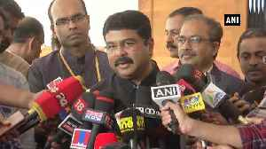 Dharmendra Pradhan compliments Kerala govt for cooperation in Kochi Mangalore pipeline project [Video]