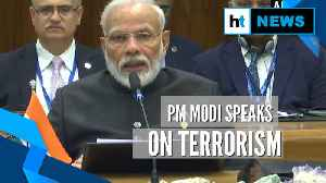 PM Modi at BRICS summit: Terrorism caused $1 trillion loss to world economy [Video]