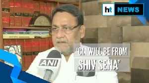 'Chief Minister will be from Shiv Sena': NCP leader Nawab Malik [Video]