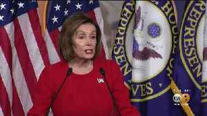 Nancy Pelosi Accuses President Trump Of Committing Bribery [Video]