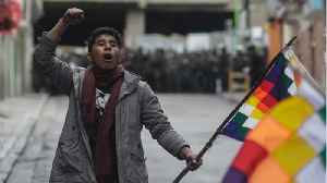 Bolivia's Government And Opposition Agree On New Elections