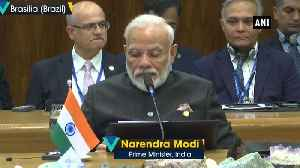 Need to focus on trade and investment among BRICS nations PM Modi in Brazil [Video]