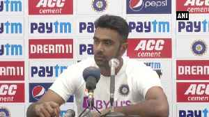 Next Test match with pink ball will be a historic moment Ravichandran Ashwin [Video]