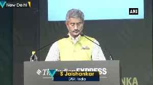 Sabka Saath Sabka Vikas Sabka Vishwas is today relevant in foreign policy EAM Jaishankar [Video]