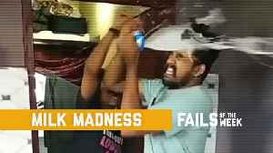 Milk Madness: Fails of the Week (November 2019) [Video]
