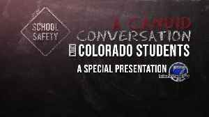 A candid conversation with Colorado students about school safety [Video]