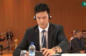 Chinese swimmer Sun Yang's 2020 Olympic hopes on the line at CAS court hearing [Video]