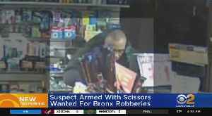 Man Accused Of Robbing Same Gas Station Twice [Video]