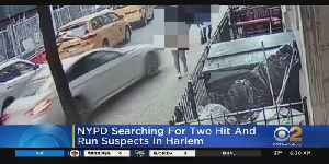 Father And Son Mowed Down In Harlem [Video]