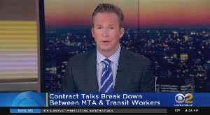 MTA-TWU Contract Talks Break Down [Video]