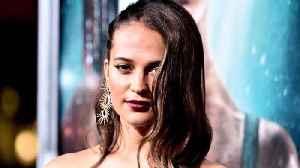 Alicia Vikander has strict s*x scene policy [Video]