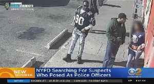 Men Pose As Police Officers In Brooklyn [Video]
