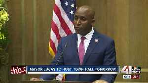 Mayor Lucas to host town hall Saturday [Video]
