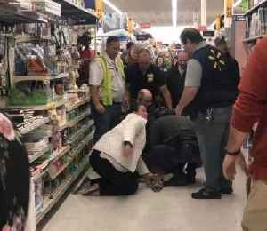 Watch: Deer gets loose inside Wooster Walmart [Video]