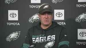 Doug Pederson Gives Updates On Injured Eagles [Video]