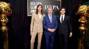 Pierce Brosnan's sons named 2020 Golden Globe Ambassadors [Video]