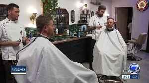Broncos players take part No Shave November event [Video]