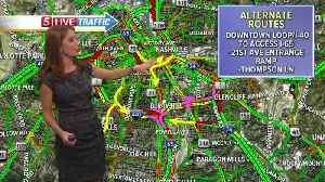 I-440 closures: What you need to know this weekend [Video]
