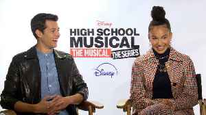 Cast Talks 'High School Musical: The Musical – The Series' [Video]