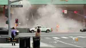 Video Shows Apparent Close Call During Vallco Mall Demolition In Cupertino [Video]