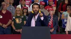News video: Trump Jr. Slams George Conway For 'Embarrassing His Wife By Attacking Her Boss'