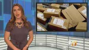 Now Through Christmas Eve, North Texas Police Department Allows Residents To Ship Packages To Station [Video]