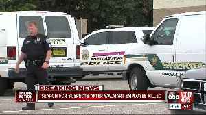 Pinellas Park Walmart employee shot and killed in apparent drive-by behind store [Video]
