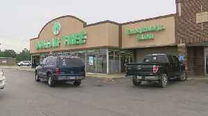 News video: FDA: Dollar Tree May Be Selling Unsafe Drugs, Cosmetics