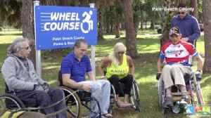 Palm Beach County wheelchair course gets overhaul [Video]