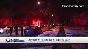 Medical examiner identifies man shot, killed by police officer on East 142nd Street in Cleveland [Video]