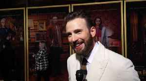 Chris Evans, Jamie Lee Curtis And More Stars Step Out [Video]