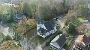 Historic Church Up For Sale In New Jersey [Video]