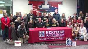 National Signing Day: Two Patriots Make College Picks Official [Video]