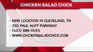 CHICKEN SALAD CHICK 11-14-19 [Video]