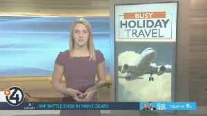 #HappyLife: Preparing for the busiest travel day ever [Video]