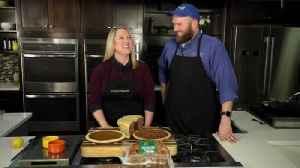 Wild Thyme- Thanksgiving Desserts [Video]